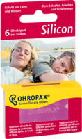 OHROPAX-Silicon-Ohrstoepsel