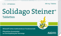 SOLIDAGO-STEINER-Tabletten