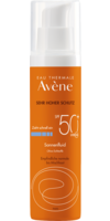 AVENE SunSitive Sonnenfluid SPF 50+ o.Duftst.